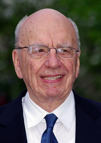Keith Rupert Murdoch, empresario