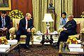 Russian President Vladimir Putin and Indian President Pranab Mukherjee.jpeg