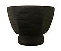Rusted black sake cup 03.jpg