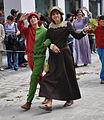 Rutenfest 2011 Festzug Handelsgesellschaft Miparti.jpg