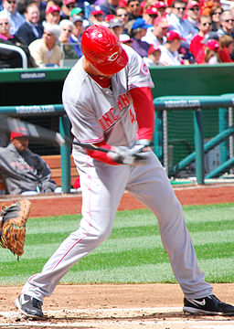 Ryan Ludwick on April 12, 2012
