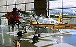 Ryan PT-22 Recruit, 1933 - Evergreen Aviation & Space Museum - McMinnville, Oregon - DSC00608.jpg