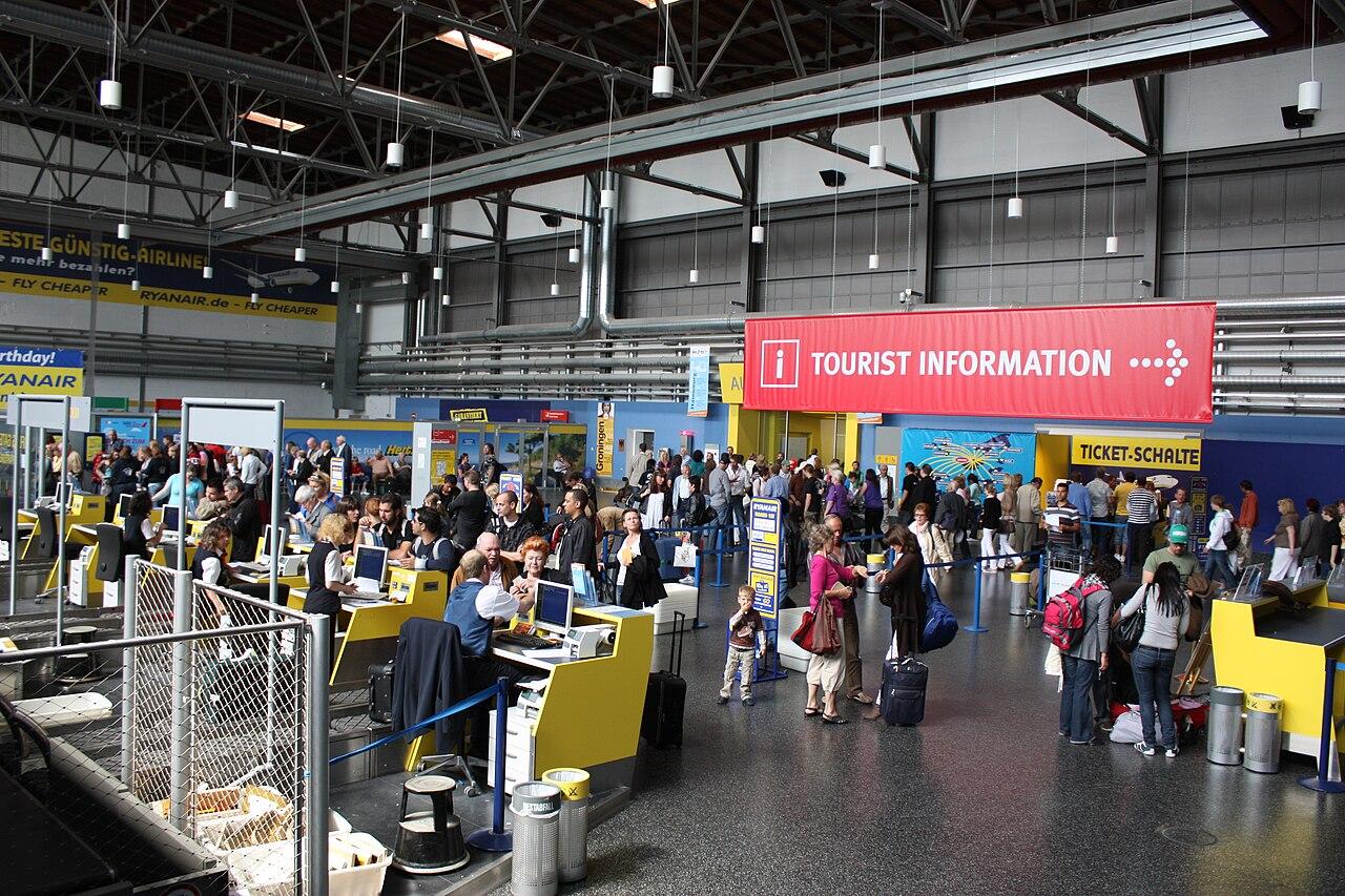 Ryanair Frankfurt Terminal