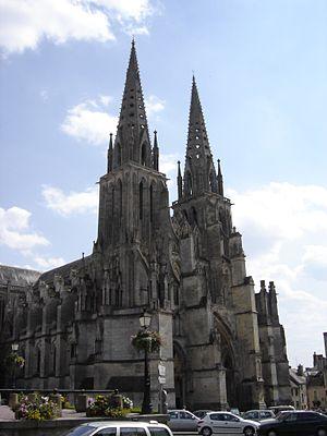 Roman Catholic Diocese of Séez - Sées Cathedral