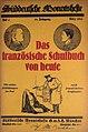 Süddeutsche Monatshefte - Das französische Schulbuch von heute, 1926.jpg
