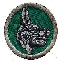 SADF Dog handler breast badge
