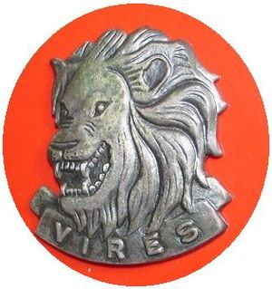 State Presidents Guard - Image: SADF State Presidents Guard Cap badge