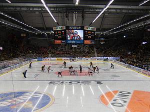 Skellefteå Kraft Arena - Skellefteå AIK - Luleå HF Finals 2013, Game 1
