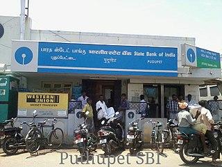 Puthupet Town Panchayat in Tamil Nadu, India
