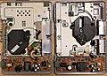 SCPH-1000(左)とSCPH-9000(右)、内部基盤の違い。.jpg