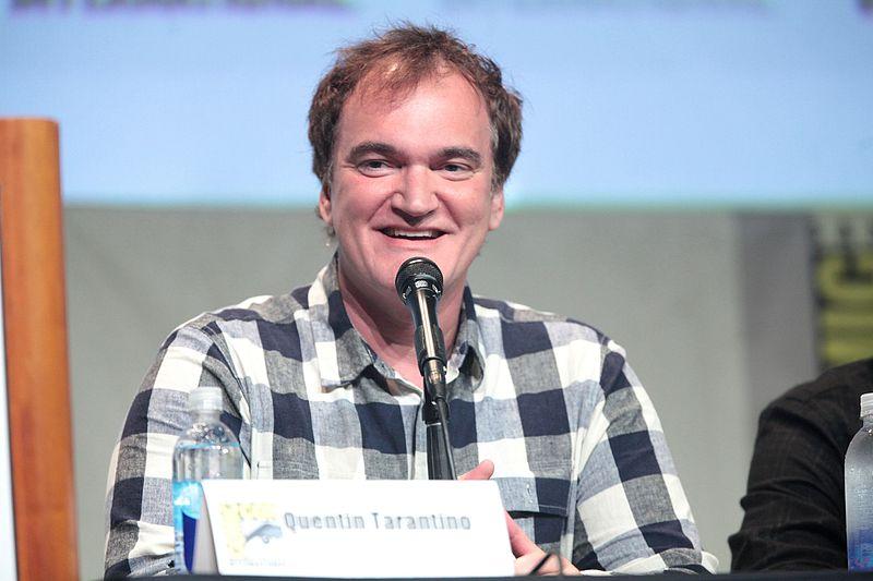 800px SDCC 2015   Quentin Tarantino %2819108154333%29 Dez astros de Hollywood que assumiram o uso de maconha publicamente