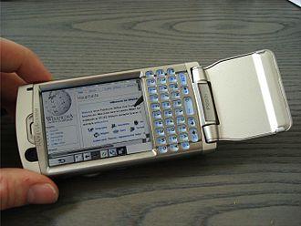 Sony Mobile - Sony Ericsson P990i