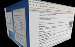 SUSE Linux Enterprise Desktop - XGL