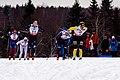 SM 2013 skidsprint herrar kvartsfinal 1 01.jpg