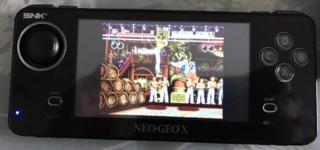 Neo Geo X Handheld game console