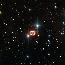 supernova first observed in 400 years - photo #13