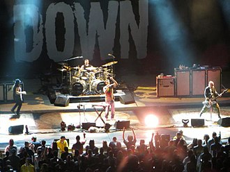 System of a Down - Image: SOADJONESBEACH