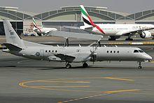 Stan Air Force Saab 2000 Aew