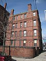 Sacred Heart Church, Rectory, School, and Convent, 6th and Thorndike Streets, Cambridge, MA - IMG 4571.JPG