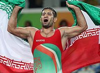 Saeid Abdevali at the 2016 Summer Olympics 02.jpg