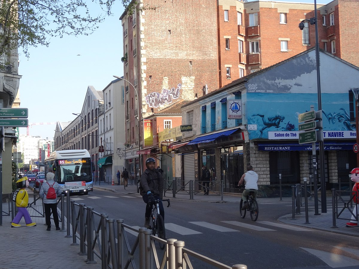 site de rencontre gay algerie à Saint Ouen sur Seine
