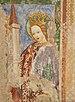 Saint Barbara (National Gallery of Slovenia, copy of church fresco from 1453).jpg