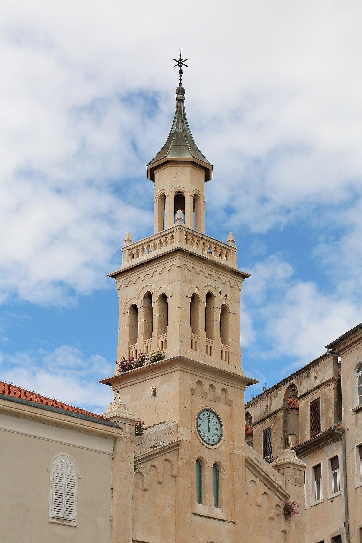 File Saint Francis Monastery And Church  Split Jpg