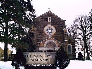 Saint Paul Seminary School of Divinity - St. Mary's Chapel