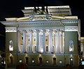 Saint Petersbourg Alexandrinsky theatre theater.JPG