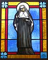 Saint Stephen, Martyr Roman Catholic Church (Chesapeake, Virginia) - stained glass, St. Katharine Drexel.jpg