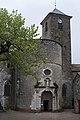 Sainte Eulalie de Cernon-Église-Clocher-20130515.jpg