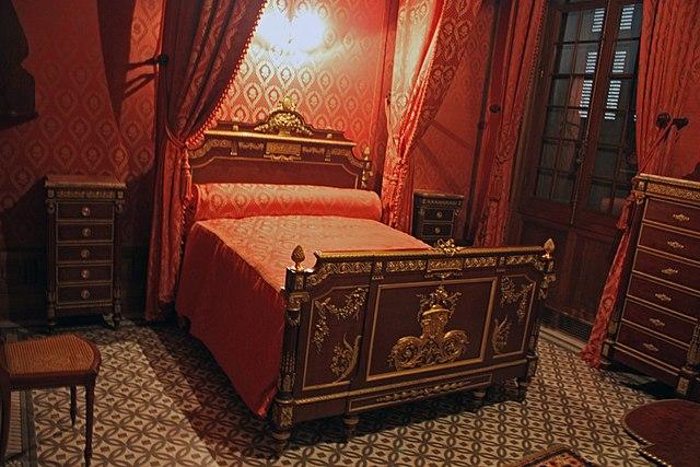 File saintes maries de la mer ch teau d 39 avignon chambre de l 39 invit d 39 honneur - Chambre de commerce d avignon ...