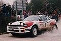 Sainz, Rallye Catalunya 1992. - panoramio.jpg