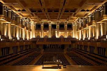 Image result for sala de concertos