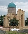 Samarqand Bibi Khanum Mausoleum.jpg