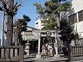 San'ya Inari Shrine (山谷稲荷) - panoramio.jpg