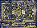 San Domenico, interno, soffitto ligneo decorato (Bagnoli Irpino).JPG