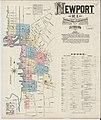 Sanborn Fire Insurance Map from Newport, Newport County, Rhode Island. LOC sanborn08092 001-1.jpg