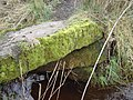 Sandstone Slab Footbridge - geograph.org.uk - 336594.jpg