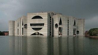 Elections in Bangladesh - Jatiyo Sangsad Bhaban