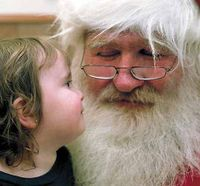 Santa Claus | Saint Nicholas | Father Christmas