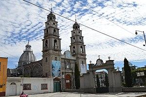 Ocoyoacac - Santa Maria Church in Ocoyoacac