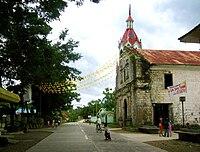 Santo Niño Catholic Church in Malitbog, Southern Leyte.jpg