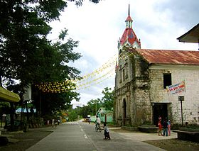 Santo Niño Catholic Church in Malitbog, Southern Leyte.jpg