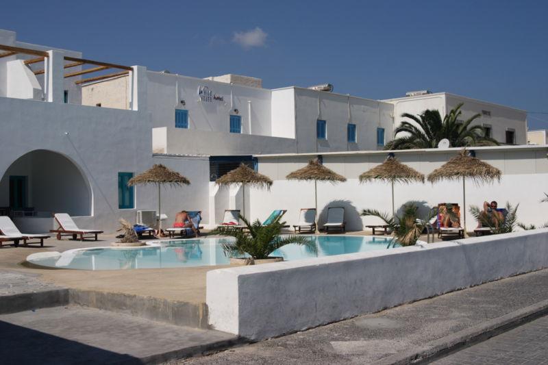 Hotel Santorini Kamari Beach