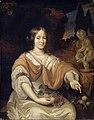 Sara Pottey (1651-1705). Echtgenote van Johan van Bochoven Rijksmuseum SK-A-1655.jpeg