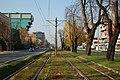 Sarajevo Tram-Line Hotel-Bristol 2011-11-13 (2).jpg