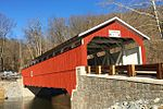 Schlicher Covered Bridge, reconstructed - south view.jpg