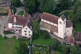 Amsoldingen Castle