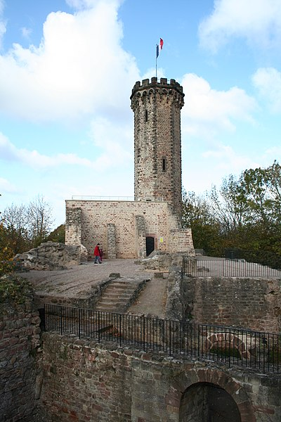 Schlossberg, Forbach